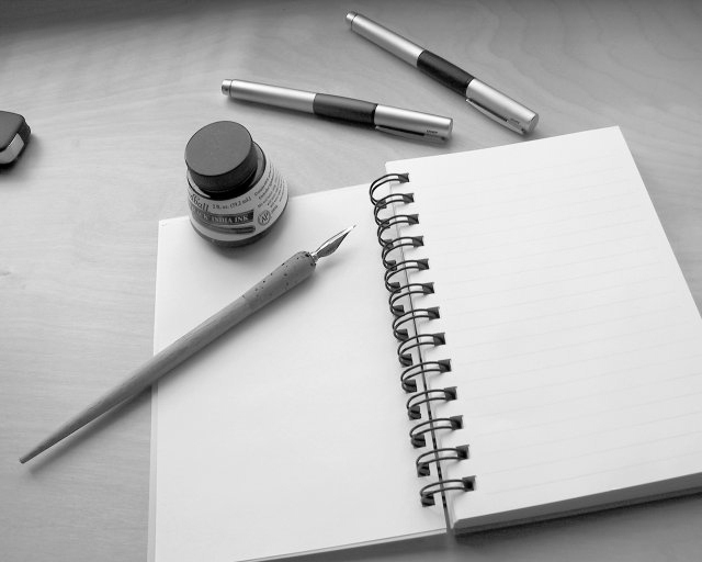 El Síndrome de la pluma ausente – El Bloguero Solitario