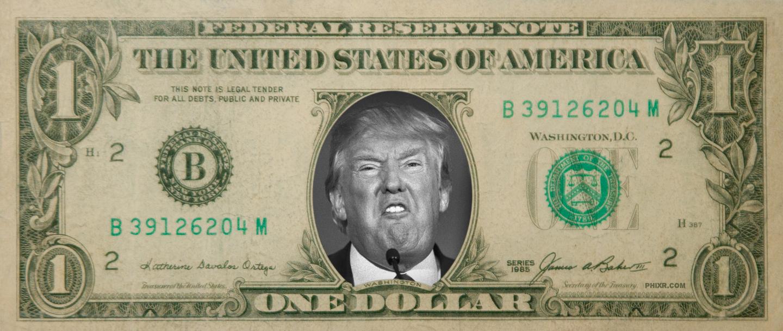 Dollar trump